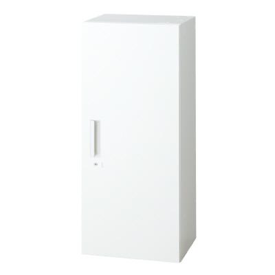 PLUS(プラス)オフィス家具 L6 片開き保管庫 W(幅)450 D(奥行き)450 H(高さ)1050