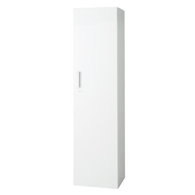 PLUS(プラス)オフィス家具 L6 片開き保管庫 W(幅)450 D(奥行き)400 H(高さ)1770