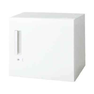 PLUS(プラス)オフィス家具 L6 片開き保管庫 W(幅)400 D(奥行き)450 H(高さ)400