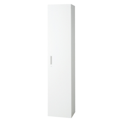 PLUS(プラス)オフィス家具 L6 片開き保管庫 W(幅)400 D(奥行き)450 H(高さ)2100