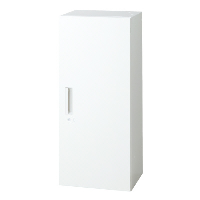 PLUS(プラス)オフィス家具 L6 片開き保管庫 W(幅)400 D(奥行き)400 H(高さ)1050