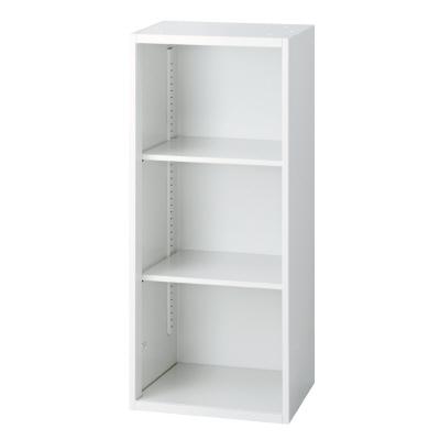 PLUS(プラス)オフィス家具 L6 ハーフオープン W(幅)450 D(奥行き)450 H(高さ)1050