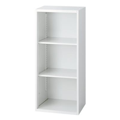 PLUS(プラス)オフィス家具 L6 ハーフオープン W(幅)400 D(奥行き)400 H(高さ)1050