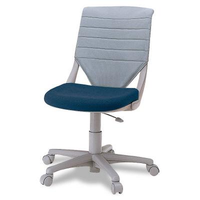 PLUS(プラス)オフィス家具 KAINOS クッションタイプ 回転脚タイプ・肘なし W(幅)596 D(奥行き)628 H(高さ)