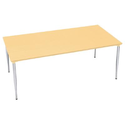 PLUS(プラス)オフィス家具 XM H 720 タイプ/配線孔なし W(幅)1800 D(奥行き)900 H(高さ)720