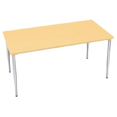 PLUS(プラス)オフィス家具 XM H 720 タイプ/配線孔なし W(幅)1500 D(奥行き)750 H(高さ)720