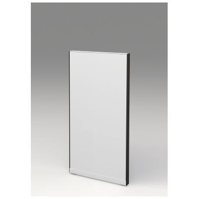 PLUS(プラス)オフィス家具 TFパネル 光触媒スチールパネル H1520×D45 W(幅)600 D(奥行き)45 H(高さ)1520