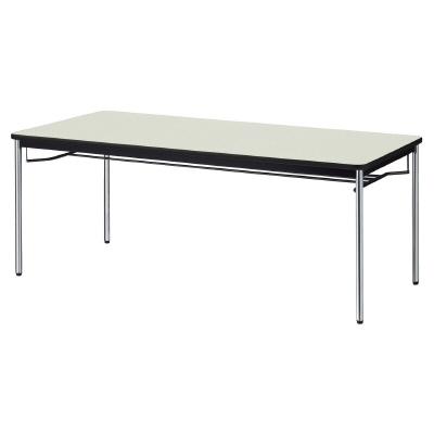 PLUS(プラス)会議テーブル/ミーティングテーブル/YB2・YB2 会議テーブル YB-S630 LGY/P
