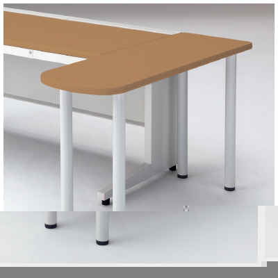 PLUS(プラス)US サイドテーブル US-7DT-ST T2/ W4