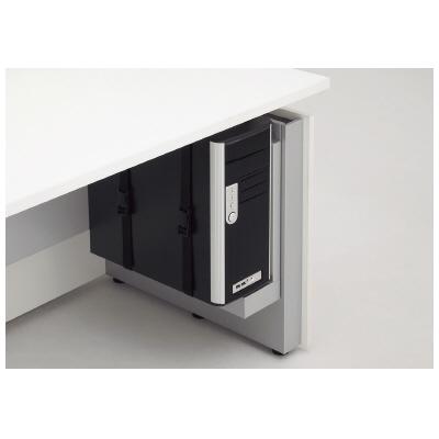 PLUS(プラス)オフィス家具 Work Lift PCラック (オプション) W(幅)125 D(奥行き)382 H(高さ)420