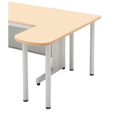 PLUS(プラス)デスク/スタンダードデスク/LAデスク(共通オプション)・サイドテーブル LA-7DT-ST WM