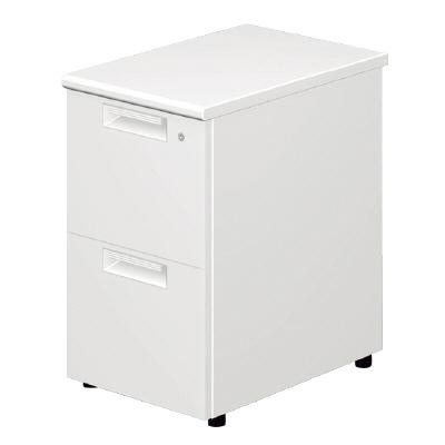 PLUS(プラス)デスク/スタンダードデスク/LEED Desk・リード 脇机 LE-046D-2 WS/W4