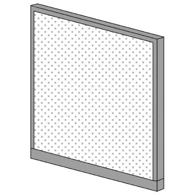 PLUS(プラス)オフィス家具 KIパネル(光触媒クロス) H1400 W(幅)1200 D(奥行き)50 H(高さ)1400