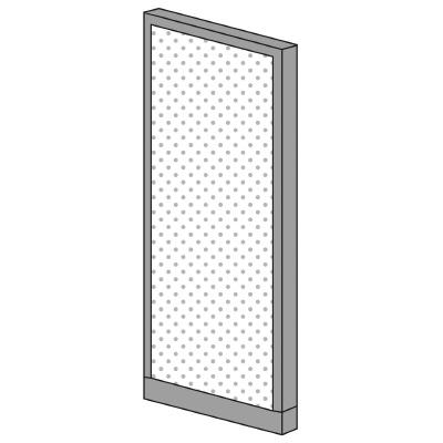 PLUS(プラス)オフィス家具 KIパネル(光触媒クロス) H1600 W(幅)600 D(奥行き)50 H(高さ)1600