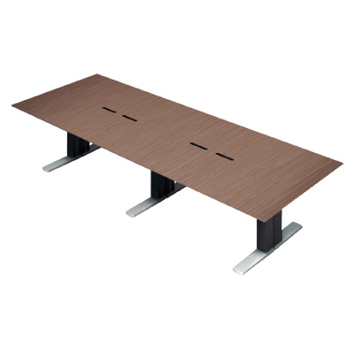 PLUS(プラス)オフィス家具 XF EXECUTIVE 大型会議テーブル W(幅)3200 D(奥行き)1200 H(高さ)720