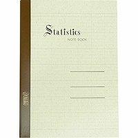 エコール statistics notebook cane Kay -B5 (five sets)