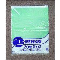 リュウグウ ポリ袋NO.20 100枚入り PE-0320(10セット)