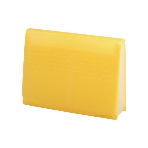 リヒトラブエクスパンディングファイル A5050-5 A4 yellow [正規販売店] 予約販売品 黄 エクスパンディングファイル リヒトラブ 1064円×1セット