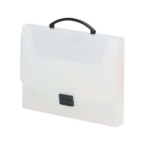 リヒトラブ バッグ アクアドロップス A5005-1 乳白 A4(10セット)