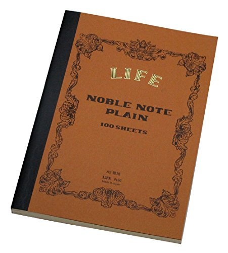 Life noble notes A5 mu?i 特別セール品 N36 送料無料 30セット 無地 NOBLENOTE LIFE 単価673円 最新アイテム ノーブルノート ライフ