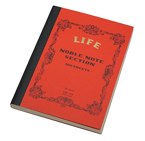 Life noble notes B 6 eye N28 送料無料 30セット ライフ 5mm方眼 単価673円 NOBLENOTE 卓抜 B6 ノーブルノート LIFE 人気 おすすめ