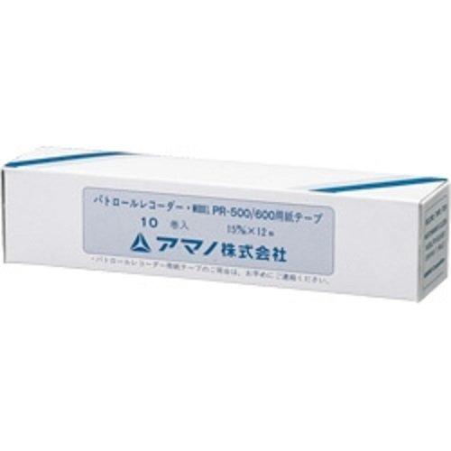 アマノ カミテープPR500/600ヨウ10コ(5セット)