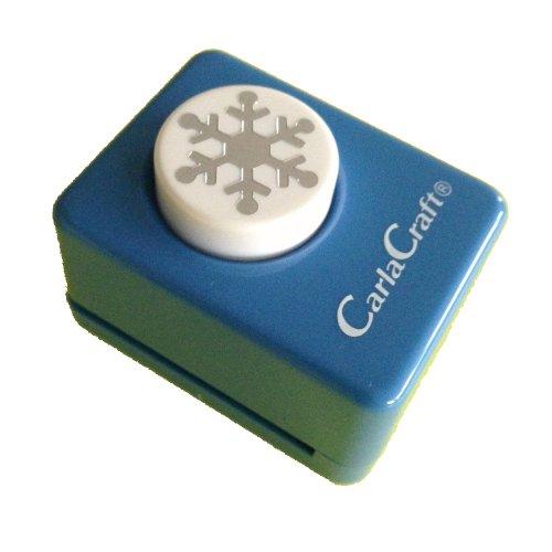 カール事務器 スモールサイズクラフトパンチCP-1Nユキ-C 4971760278052 カール事務器 スモールサイズクラフトパンチCP-1Nユキ-C