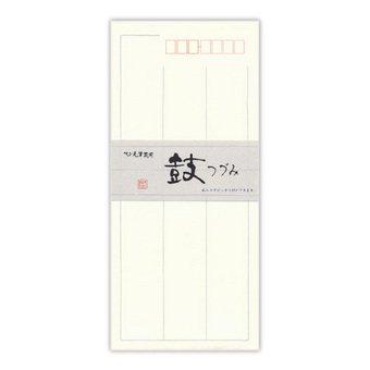 <title>正規店 Japanese paper envelope フ -103 送料無料 単価108円 140セット 和紙封筒 鼓封筒 フ-103</title>