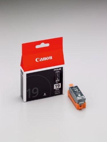 Canon キヤノン 純正 インクカートリッジ BCI-19 ブラック BCI-19BK(10セット)