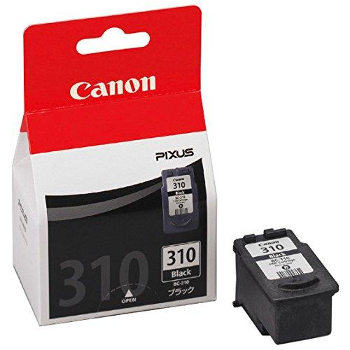 Canon インク カートリッジ 純正 BC-310 ブラック(10セット)