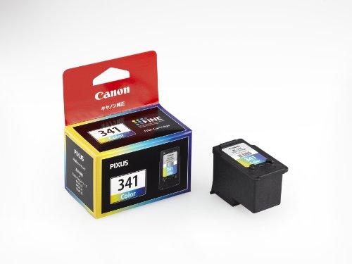 Canon インク カートリッジ 純正 BC-341 3色カラー(10セット)