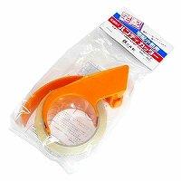 共和 宅配テープ カッター付 透明 HS-4500-1 (04174100)(10セット)