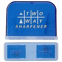 Kutsuwa sharpener RS006BL 送料無料 単価140円 シャープナー クツワ まとめ買い特価 NEW売り切れる前に☆ RS006BL 360セット