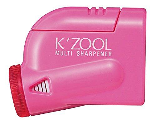 Ctswa Pencil Sharpener 正規店 pink RS018PK 大注目 送料無料 単価210円 鉛筆削り 240セット ケズール クツワ ピンク RS018PK STAD
