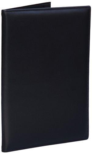 コレクト 調印 証書ホルダー 本革製 A4判用 F-544-BK(5セット)