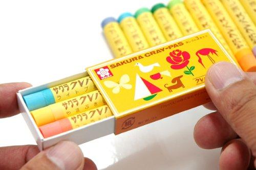 Sakura Color 安心と信頼 Products Corp. pastel crayon eraser three オリジナル set 消しゴム クレパス ten 4901881020766 sets 196円×10セット 10セット サクラ サクラクレパス