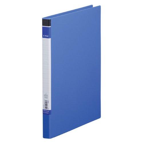 King Jim Z file BF blue A4 568BF アオ 流行 青 Zファイル sets ten キングジム 単価197円×10セット オンラインショップ 10セット 4971660023110