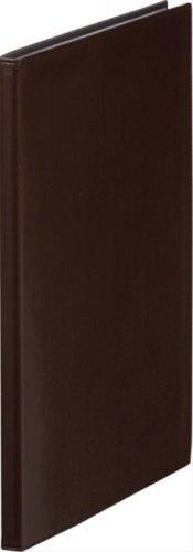 【送料無料・単価1013円・10セット】キングジム レザフェス クリアーファイル A4S 1931LF 茶(10セット)
