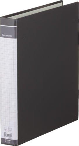 King ring binder BFA4 SEF 669 BF Clos 4971660027835 キングジム A4タテ型 送料無料 20セット リングバインダー 単価548円×20セット 669BF お歳暮 日本産 黒