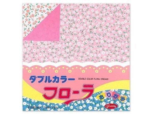 ショウワグリム origami ダブルカラーフローラ 23-1851 送料無料限定セール中 定番キャンバス 送料無料 単価140円 折紙ダブルカラーフローラ 360セット