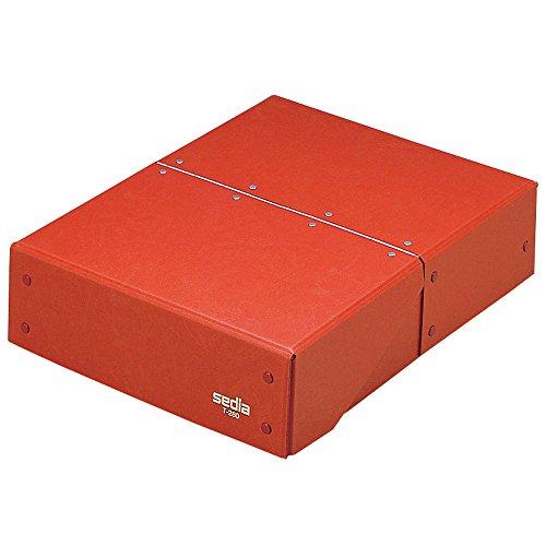 セキセイ ボックス(図面函) A4 茶 T-280(10セット)