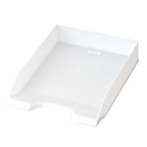セキセイセマックデスクトレー A4 off-white MA-3509-71 送料無料 単価336円 お歳暮 150セット A4 オフホワイト セマック デスクトレー MA-3509-71 男女兼用 セキセイ