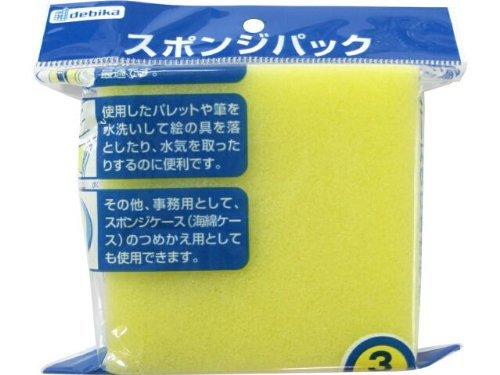 <title>Debika sponge pack 020714 送料無料 限定品 単価72円 210セット デビカ スポンジパック 020714</title>