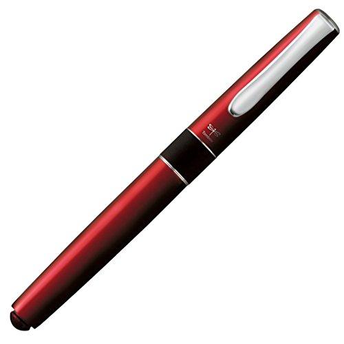 トンボ鉛筆 シャープペン ZOOM 505shA 0.5 SH-2000CZA31 レッド(10セット)