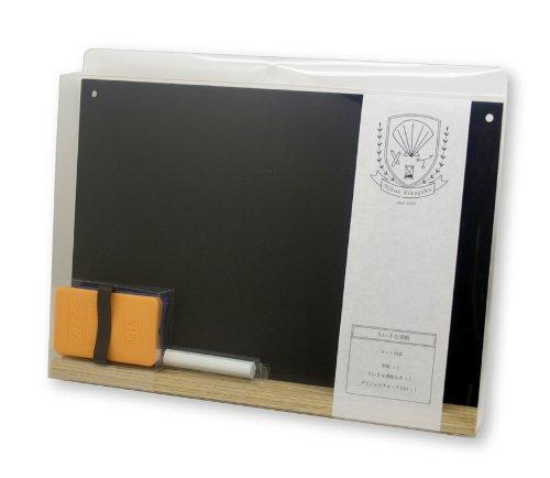 日本理化学 ちいさな黒板 A4 SB-BK 黒(10セット)