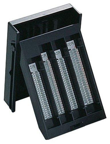エンゲルス コインカウンター Ver.3 ブラック YH-2500BK(10セット)