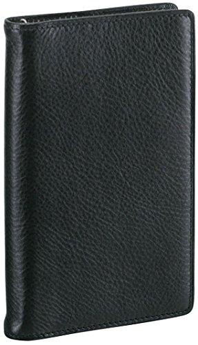 レイメイ藤井 システム手帳 ダヴィンチ スタンダード ポケット ブラック JDP3009B(5セット)
