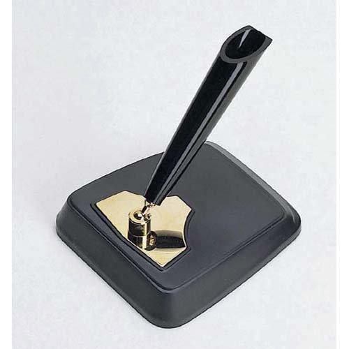 【単価855円・20セット】プラチナ デスクスタンド ブラック DPD1200E(20セット)