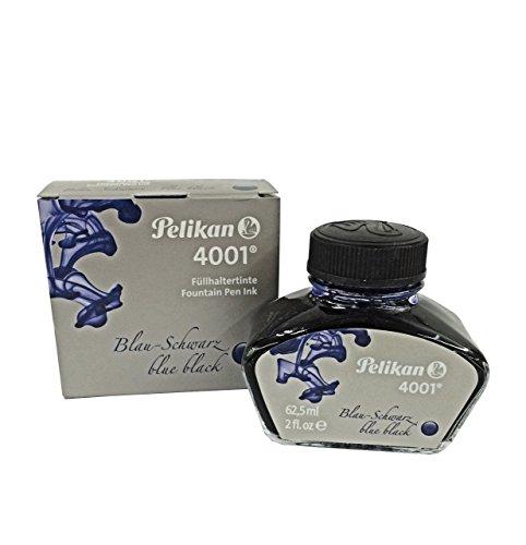 Pelican bottle ink blue-black 4001/76 (ten sets) 【1065円×10セット】ペリカン ボトルインク ブルーブラック 4001/76(10セット)