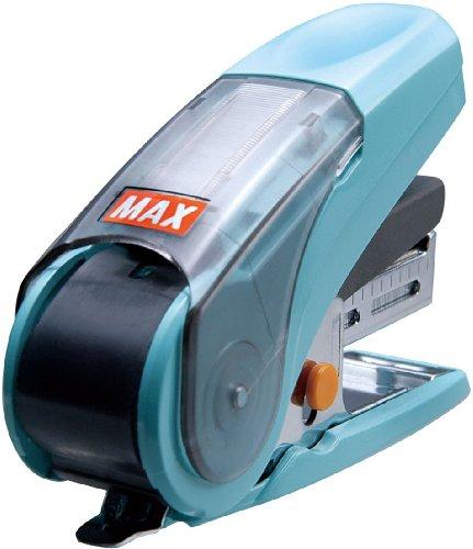 Max stapler 販売期間 限定のお得なタイムセール Sacri light 授与 blue HD-10NL LB 4902870725105 20枚とじ 40セット サクリ マックス ライトブルー ホッチキス 送料無料 単価378円